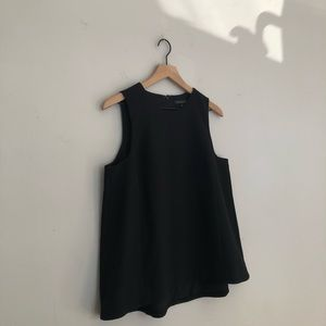 Banana Republic Black Shell Top